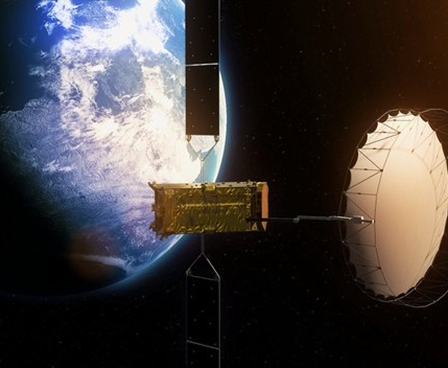 Inmarsat Alphasat Transition