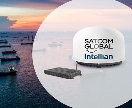 Satcom Global to distribute Intellian C700 Certus terminal