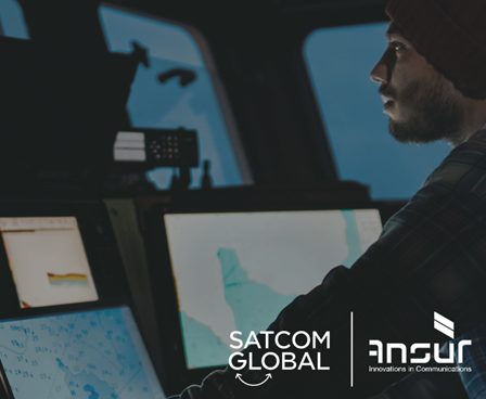 Satcom Global and AnsuR form strategic global partnership