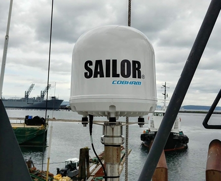Inmarsat Fleet One Satcom Global
