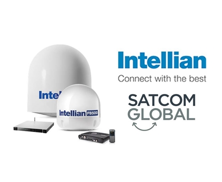 Intellian and Satcom Global Partnership