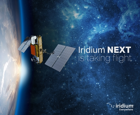 Iridium NEXT Launch
