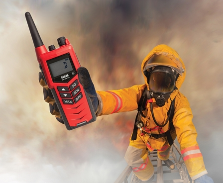 SAILOR 3965 Fire Fighter Radio