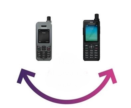 Thuraya satphone